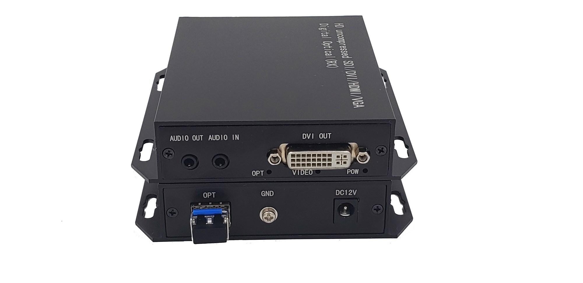 DVIX小型光端机